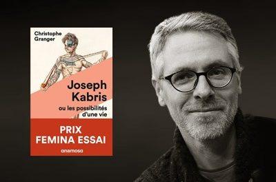 Couverture du livre Joseph Kabris Anamosa, 2020, 507 p., 26€
