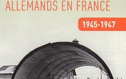 couverture du livre Le Cahier de Mulsanne. Prisonniers de guerre allemands en France 1945-1947