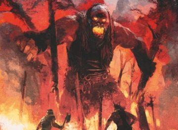 couverture Gilgamesf - la fureur d'Ishtar, Glénat