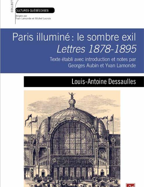 Paris illuminé : le sombre exil – Lettres, 1878-1895