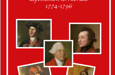 couverture Une chicane de famille Guerre coloniale et dépossession territoriale 1774-1796