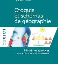 Image illustrant l'article Couverture - Croquis et schémas de géographie de La Cliothèque