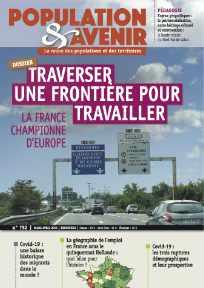 Traverser une frontière pour travailler – La France championne d'Europe