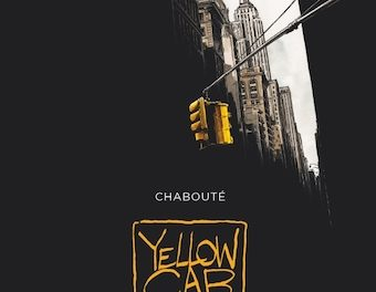 couverture Yellow Cab
