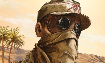 couverture Afrikakorps, T1, Battleaxe