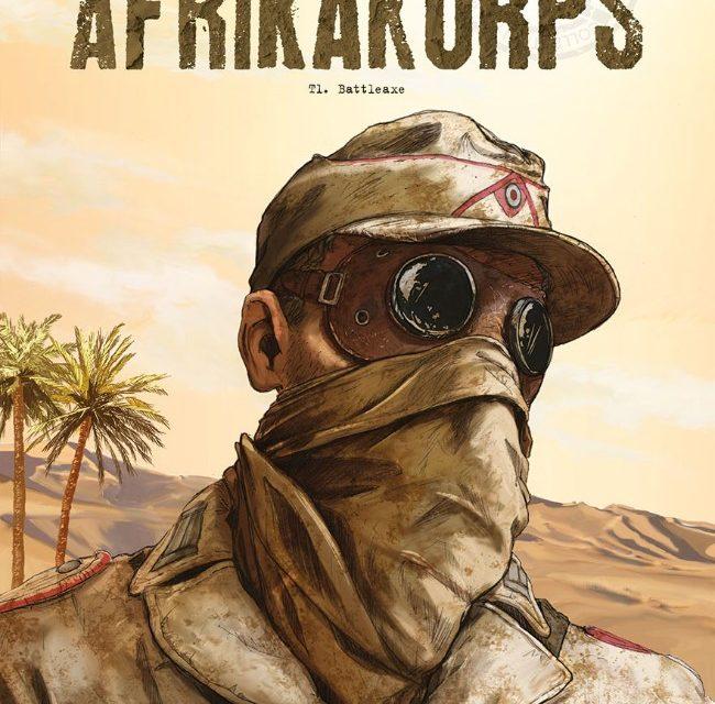 Afrikakorps T1, Battleaxe