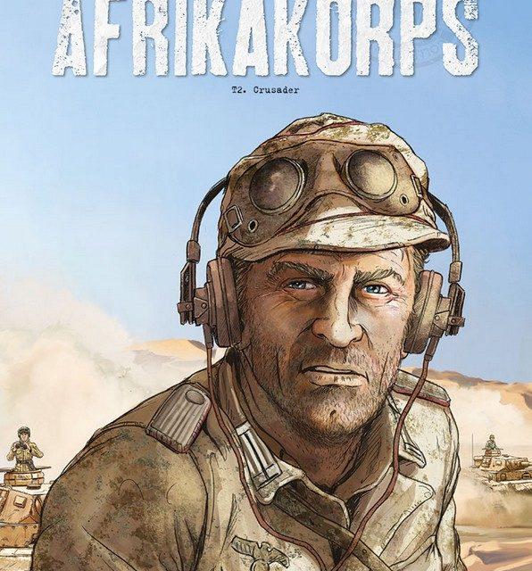 Afrikakorps T2, Crusader