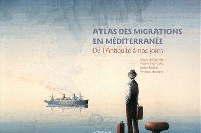 Image illustrant l'article Atlas-des-migrations-en-Mediterranee de La Cliothèque