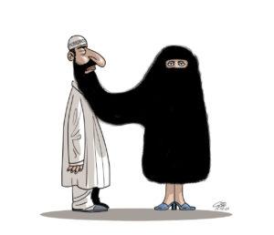 Le Coran à propos du voile