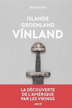 Islande Groenland VINLAND