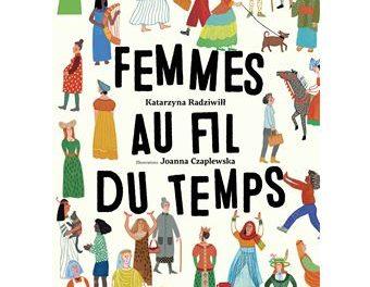 couverture Femmes au fil du temps
