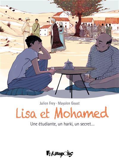 Lisa et Mohamed ; Une étudiante, un harki, un secret…