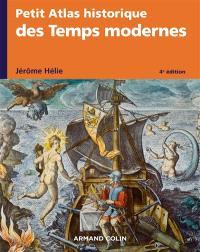 Jérome Hélie aborde la période moderne dans ce petit atlas
