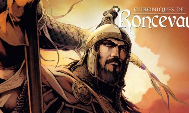 Chroniques de Roncevaux – Tome 1  La légende de Roland