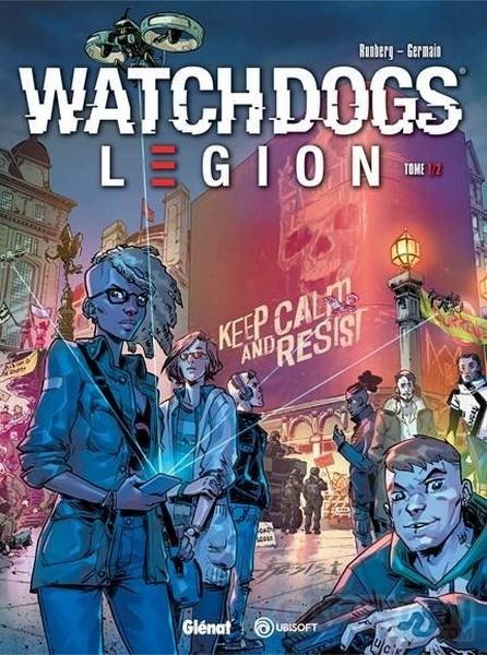Watchdogs Légion – Tome 1, Underground Resistance