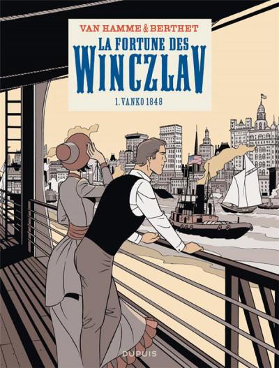 La fortune des Winczlav – tome 1 : Vanko 1848