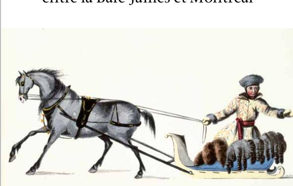 De freemen à Métis : l'histoire retrouvée des gens libres entre la Baie-James et Montréal