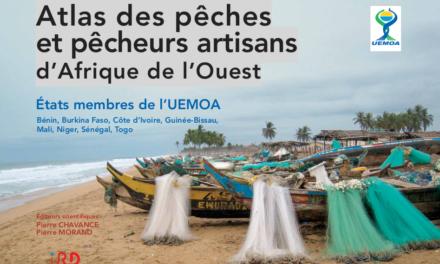 couverture Atlas des pêches et pêcheurs