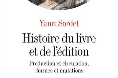 Image illustrant l'article Histoire-du-livre-et-de-l-edition de La Cliothèque
