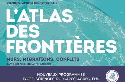 Image illustrant l'article L-Atlas-des-frontieres-Murs-migrations-conflits de La Cliothèque