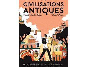 Image illustrant l'article Le-Guide-de-voyage-des-civilisations-antiques couv de La Cliothèque