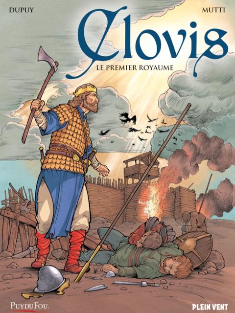 Clovis – Le premier royaume