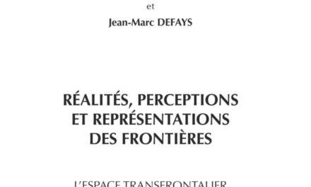 Image illustrant l'article Réalités, perceptions et représentations des frontières de La Cliothèque