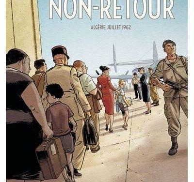 Non-retour Algérie, Juillet 1962