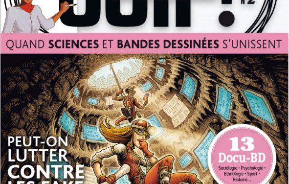 Soif !  – la revue curieuse : quand sciences et bandes dessinées s'unissent, numéro 2