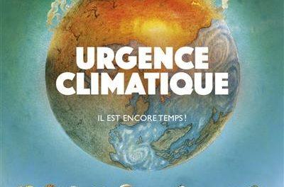 couverture Urgencle climatique casterman