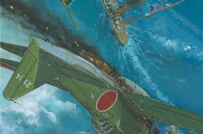 couverture Les grandes batailles navales – Leyte