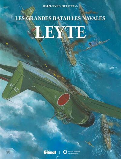 Les grandes batailles navales – Leyte