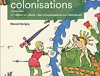 couverture Atlas des premières colonisations - XVe-début XIXe siècle