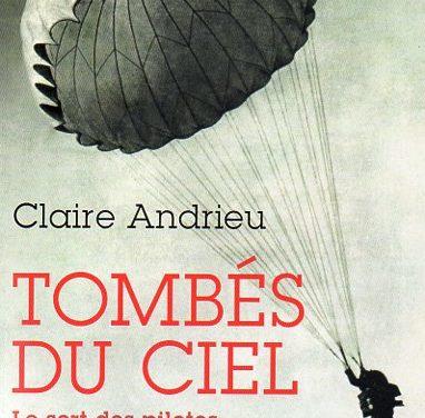 Tombés du ciel. Le sort des pilotes abattus en Europe, 1939-1945