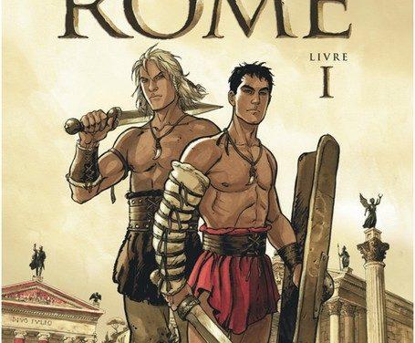 Les aigles de Rome – Livre I