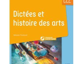 Image illustrant l'article Dictée CE2 couverture de La Cliothèque