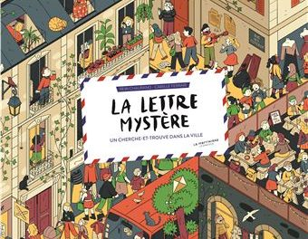 Image illustrant l'article La-lettre-mystere-Un-cherche-et-trouve-dans-la-ville de La Cliothèque