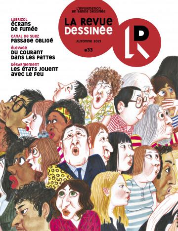 La Revue dessinée n° 33