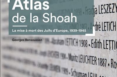 Image illustrant l'article Atlas-de-la-Shoah de La Cliothèque