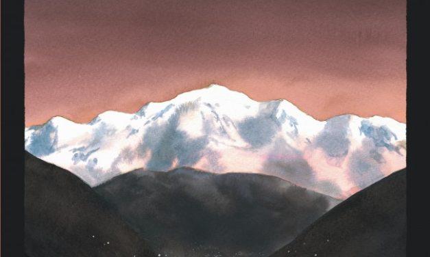 Dans l'ombre du Mont-Blanc
