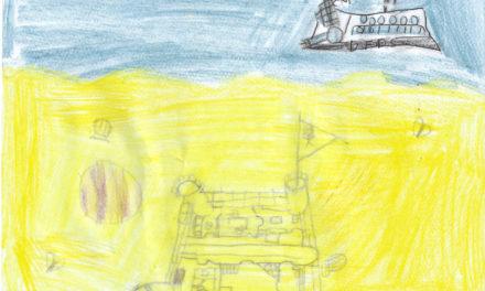 Image illustrant l'article Garance, château de sable et ferry 001 de La Cliothèque