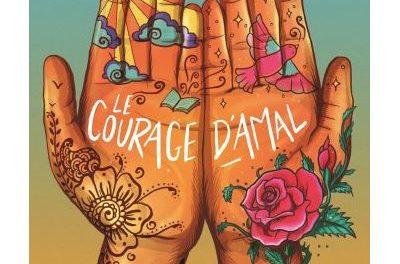 couverture Le courage d'Amal
