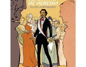 couverture Severiano de Heredia, élu de la République