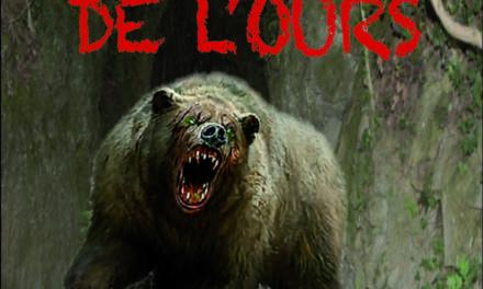 couverture la traque de l'ours