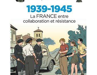 couverture 1938-1945 La France