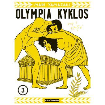 Olympia Kyklos Tome 3