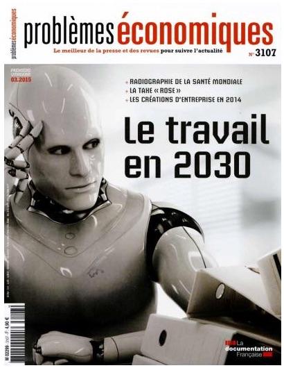 Vignette document Le  travail en 2030 (dossier)