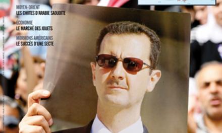 La Syrie du clan al-Assad