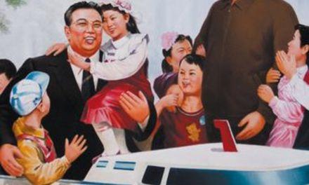 La dynastie rouge : Corée du Nord 1945-2014