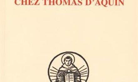 Du Politique chez Thomas d'Aquin